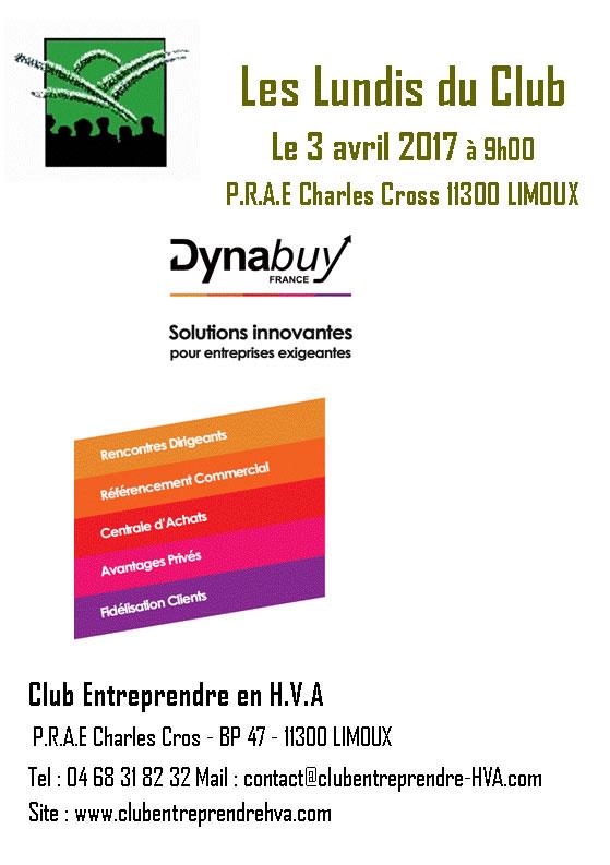 Rencontre Dynabuy à Limoux