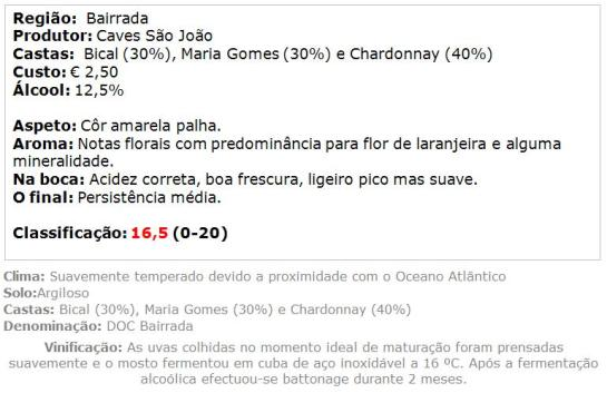 apreciacao Frei João Branco 2013