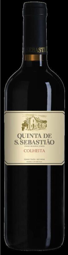 Quinta de S. Sebastião Colheita Tinto 2011