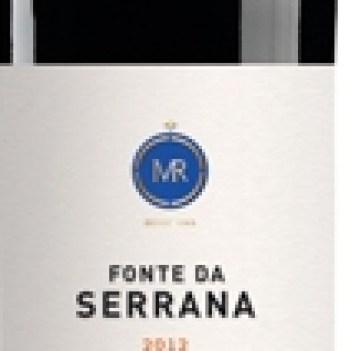 Fonte Serrana Tinto 2012