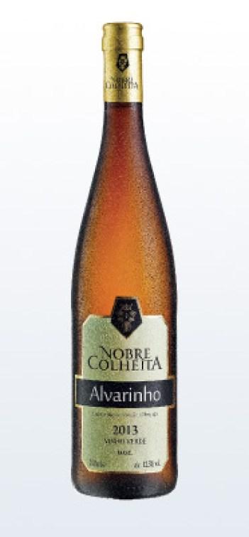 NOBRE COLHEITA - Vinho Verde Alvarinho DOC