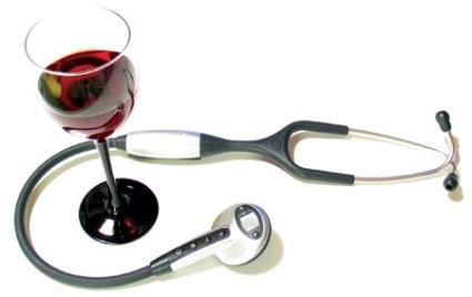 Beber vinho com moderação pode-lhe salvar a vida . Efeitos do Abuso do álcool