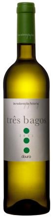 TRES BAGOS Branco 2013