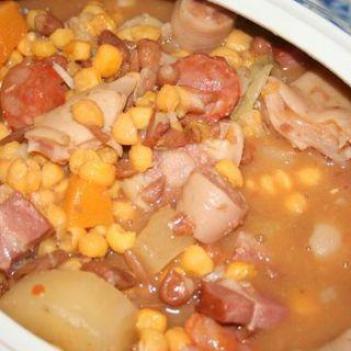 Carnes gordas ou pratos de sabor muito intenso