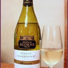Quinta da Alorna Arinto-Chardonnay Reserva Branco 2013