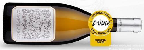 Assim sendo e sem surpresa, neste ano de 2014, o seu Cerceal Branco conquistou o troféu de Melhor Vinho para no prestigiado concurso, International Wine Challenge, tanto para mais com uma casta autócone.