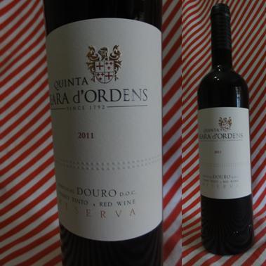 Quinta Seara D'Ordens Reserva Tinto 2011