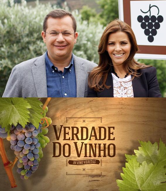 """Programa """"Verdade do Vinho"""", lançado com o apoio da ViniPortugal, será emitido a partir do dia 30 de Setembro, às 22h50, na RTP2. Série de 13 episódios de 25 minutos cada."""