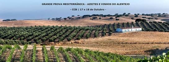 • 17 e 18 de Outubro, no Centro Cultural de Belém, em Lisboa • Mais de 40 azeites e 400 vinhos alentejanos em prova  • Seminários e Provas comentadas durante os dois dias • Concerto André Sardet no sábado