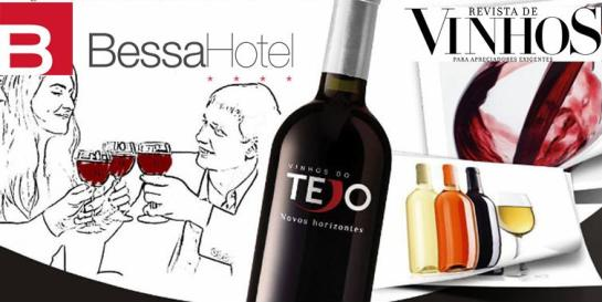 NA PRÓXIMA SEGUNDA-FEIRA, 6 DE OUTUBRO, NO HOTEL BESSA MASTERCLASS TEM COMO OBJETIVO FORMAR MAIS DE 100 RESTAURANTES, A NÍVEL NACIONAL, ACERCA DOS VINHOS DA REGIÃO     A Comissão Vitivinícola Regional do Tejo (CVR Tejo),  em parceria com a Revista de Vinhos, vai estar na próxima segunda-feira, dia 6 de outubro, às 16h00, no Hotel Bessa, na cidade do Porto, para a quarta de cinco Masterclass que tem vindo a organizar a nível nacional.