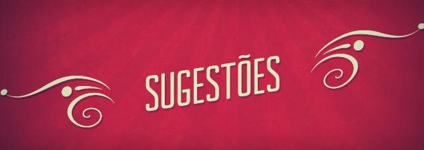 sugestoes