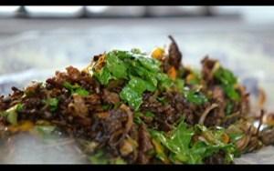 Picadinho de carne moída e legumes  Chef Jamie Oliver