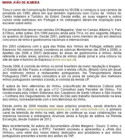 FONTE. Página Maria João de Almeida. (Clique na imagem para ampliar)