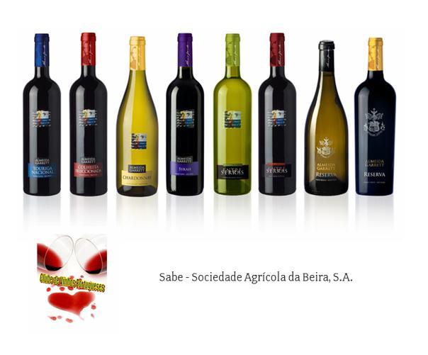 SABE – VINHOS ALMEIDAGARRETT
