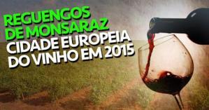 Cidade Europeia do Vinho 2015