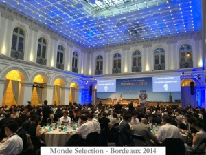 Monde Selection - Bordeaux 2014 - 1