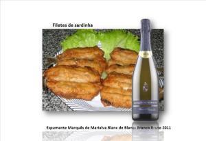 Filetes de sardinha