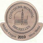 Medalha Prata Bruxelas