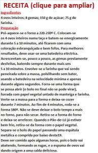 rpPÃO-DE-LÓ DE RIO MAIOR
