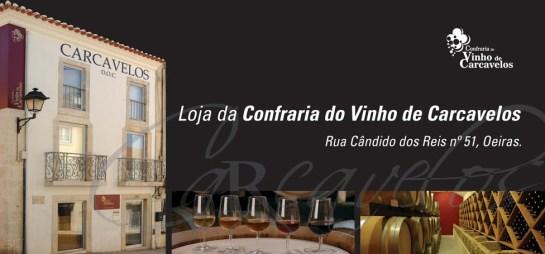 Loja da Confraria dos Enófilos do Vinho de Carcavelos