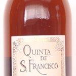 Quinta de S. Francisco - Aguardente Vínica Velha