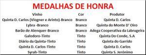 MEDALHA DE HONRA