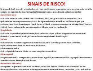 6 - SINAIS DE RISCO