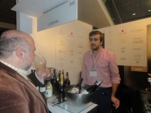 Alguns vinhos Pedra Cancela, do enólogo João Paulo Gouveia