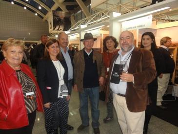Com a delegação da Beira Interior