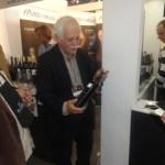 Com o Sr. Domingos Alves de Sousa - é um privilégio conhecer um homem dos vinhos como este!