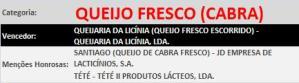 QUEIJO FRESCO (CABRA)