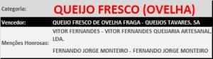 QUEIJO FRESCO (OVELHA)