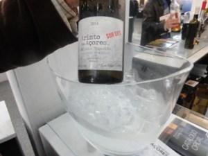 Vinhos dos Açores - muito bom esta Arinto do António Maçanita!