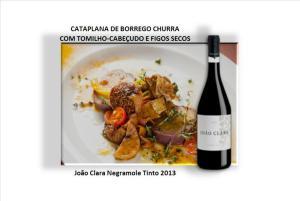 CATAPLANA DE BORREGO CHURRA COM TOMILHO-CABEÇUDO E FIGOS SECOS