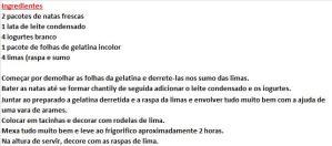 rpMousse de Lima