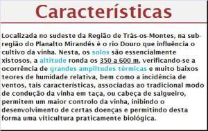 SUB REG PLANALTO MIRANDÊS CARACT