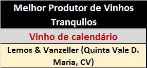 M PRODUTOR TRANQUILOS CALENDARIOS