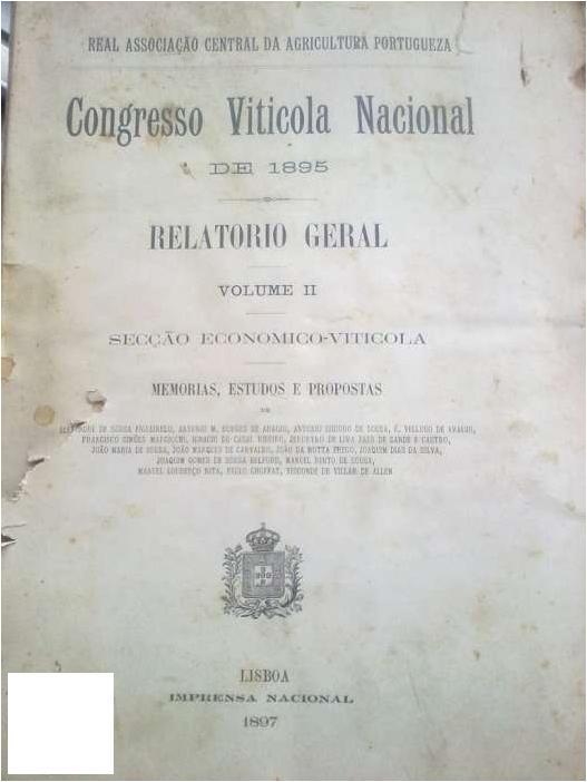 Congresso Vitícola Nacional1