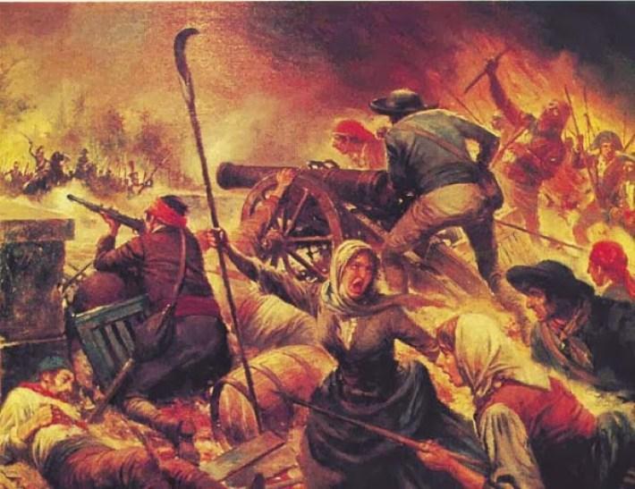 um conturbado Século XIX com Invasões Francesas e doenças