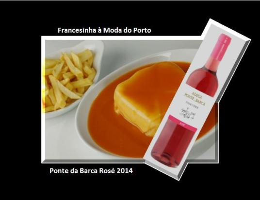 Francesinha à Moda do Porto