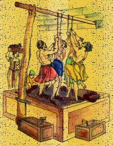 treading-wine-press
