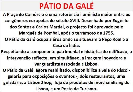 PATEO DA GALÉ
