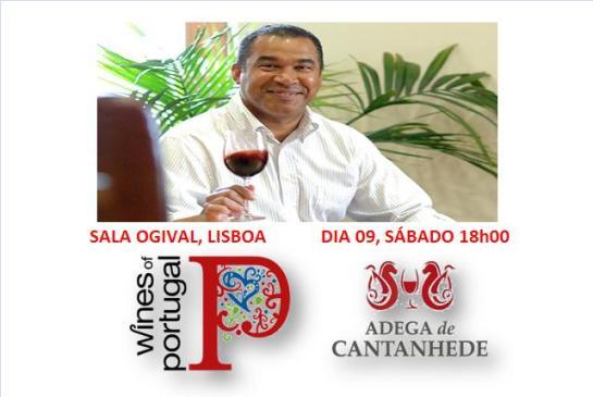 sábado, dia 09 de Abril, a partir das 18h00, na Sala Ogival de Lisboa, no Terreiro do Paço em Lisboa