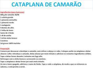 RPCATAPLANA DE CAMARÃO