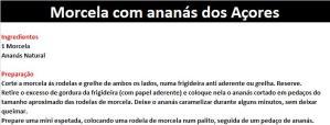 rpEntrada de Morcela com Ananás