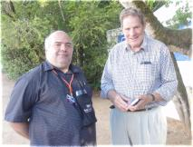 Com o Dr. Vasco d'Avillez