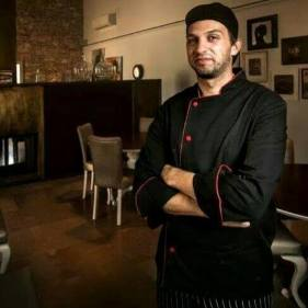 Chef Daniel Sequeira