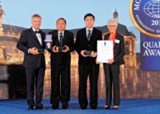 Monde Selection - Award Ceremony