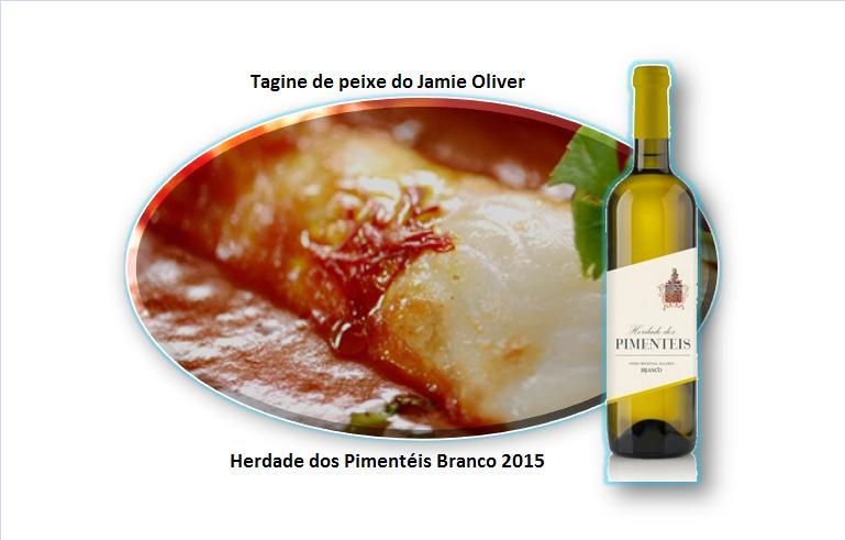 Tagine de peixe do Jamie Oliver