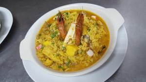 arroz à valênciana